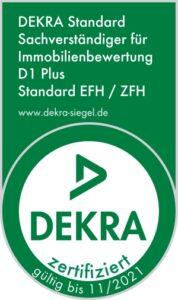 DEKRA Zertifizierung IMM-House Alsbach-Hähnlein