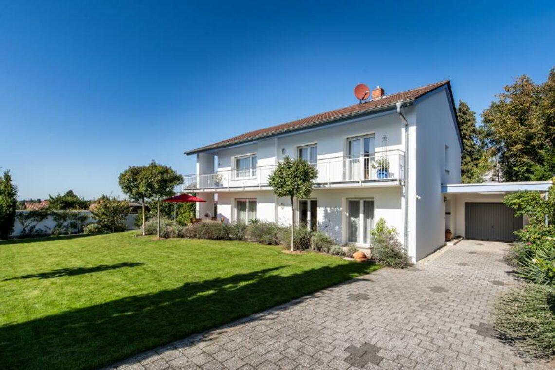 Einfamilienhaus in Hanglage – Alsbach-Hähnlein