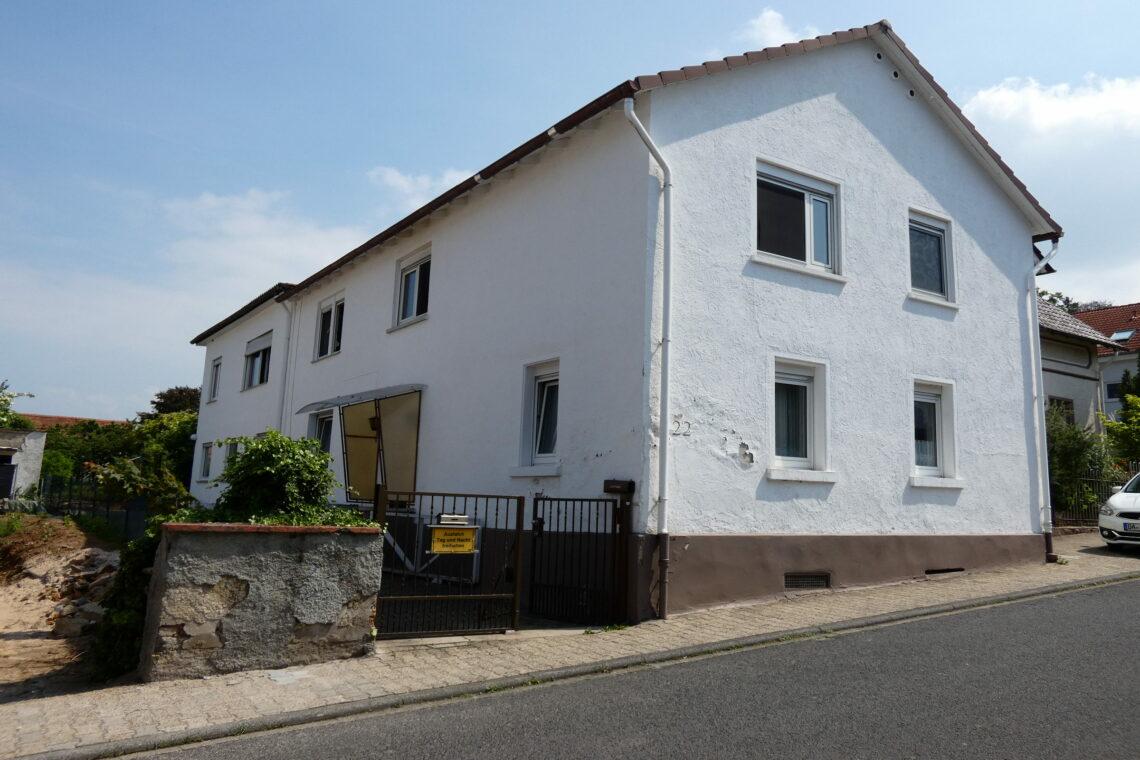 Großes Einfamilien- oder Generationenhaus — Alsbach